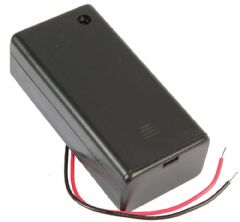 PRO POWER PP002100  Battery Box, Pp3, Wired